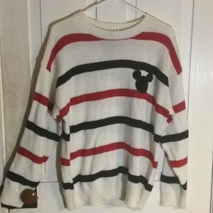 Forever 21 Mickey Mouse sweater